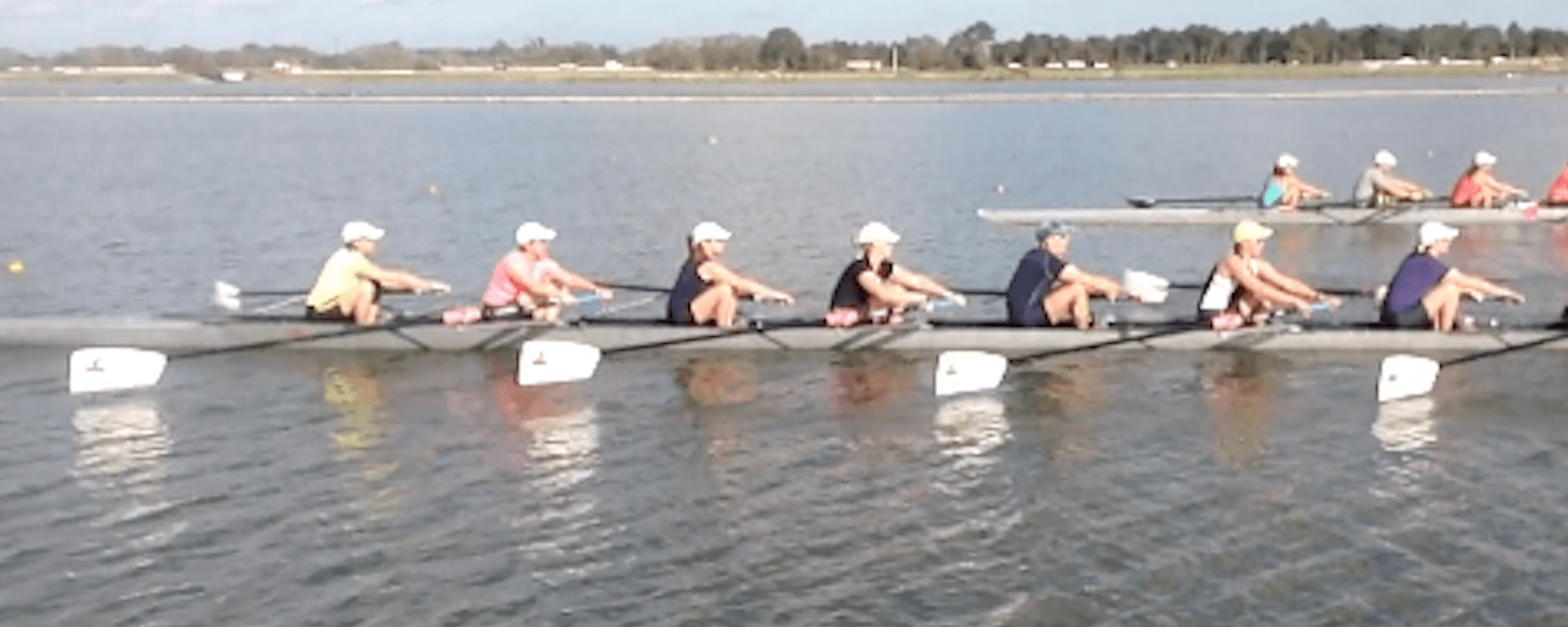 Getting the most out of rowing camps