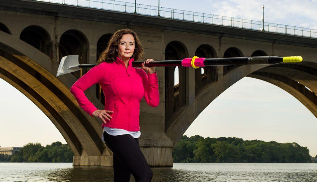 Lynda Carter Rowing, masters rowing,