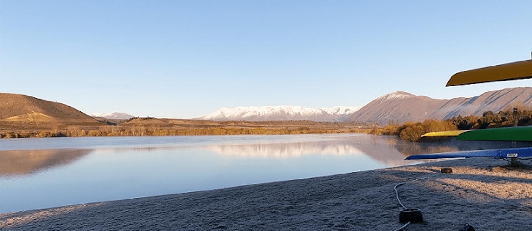 Lake Ruataniwha Rowing