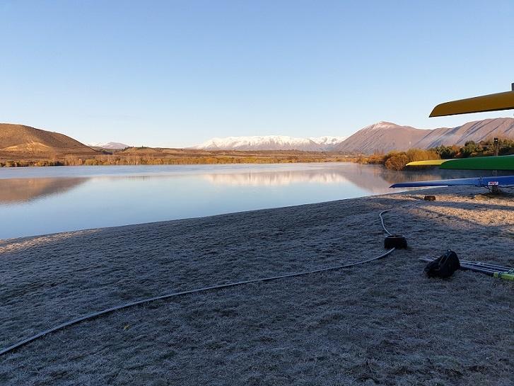 NZ Rowing, lake Ruataniwha 2019 Nationals