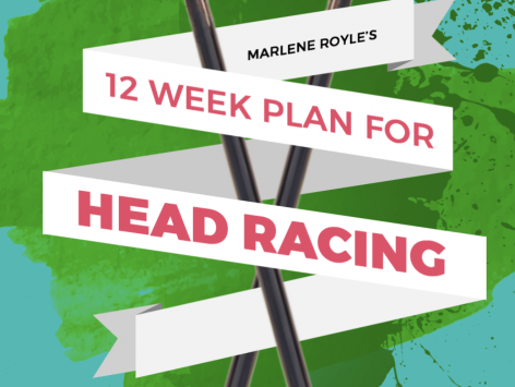 12 week head racing
