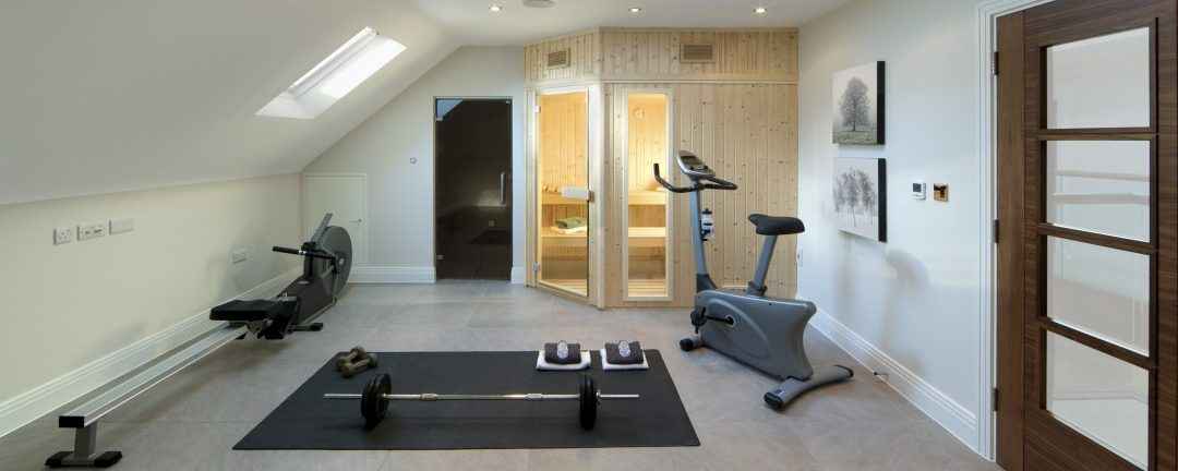 The perfect home rowing gym
