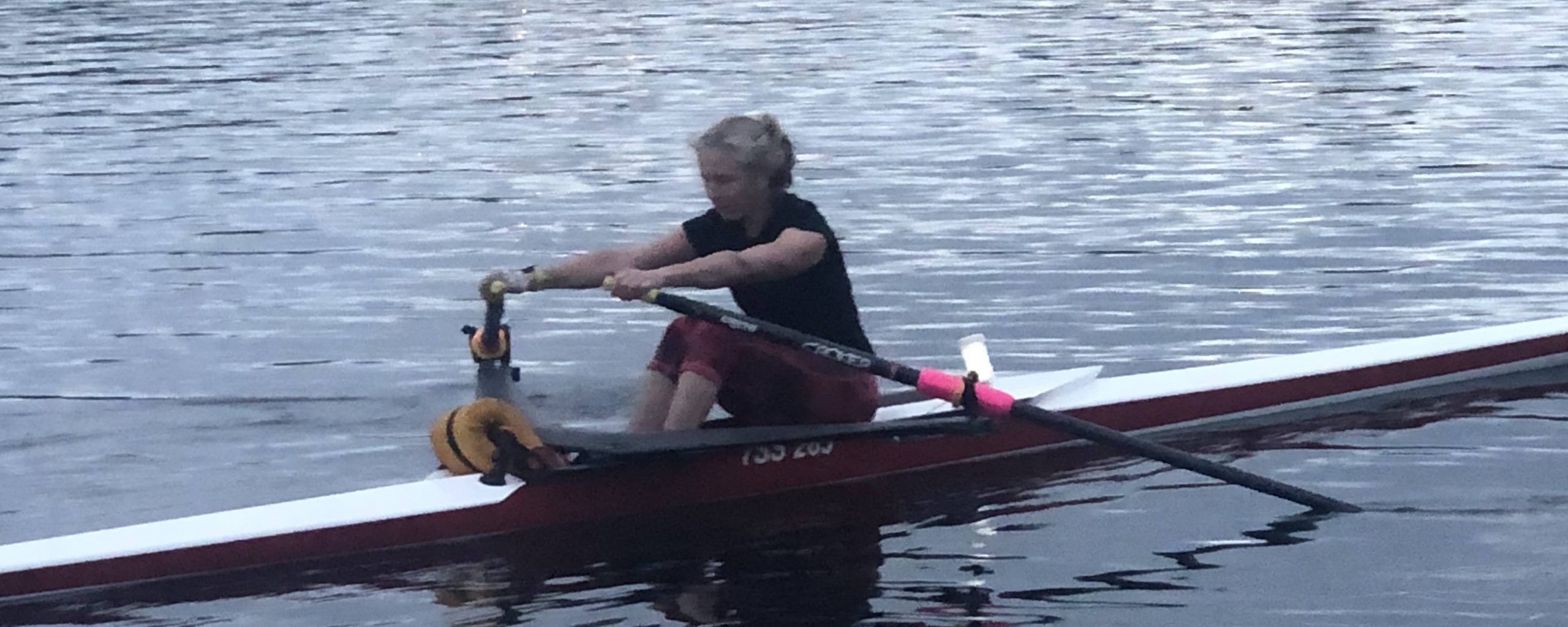 Rowing Bladework