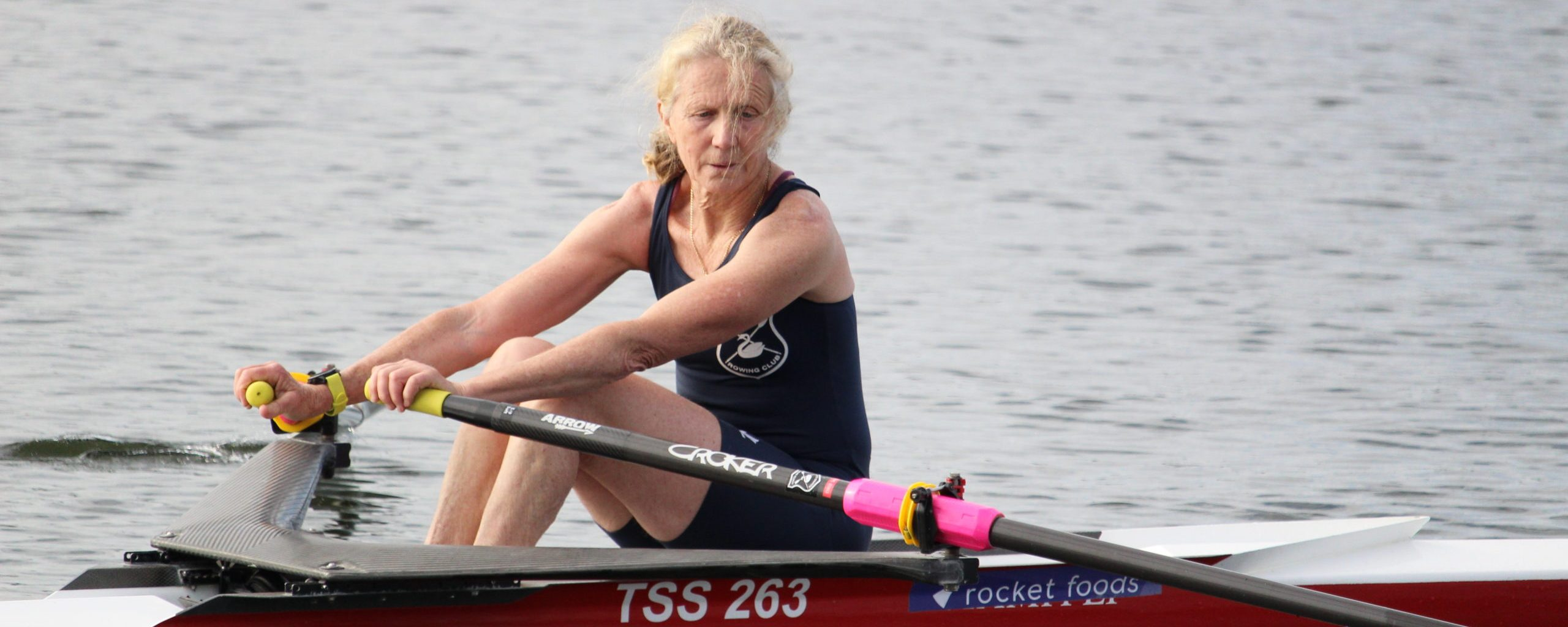 Returning to rowing with a Faster Masters Program