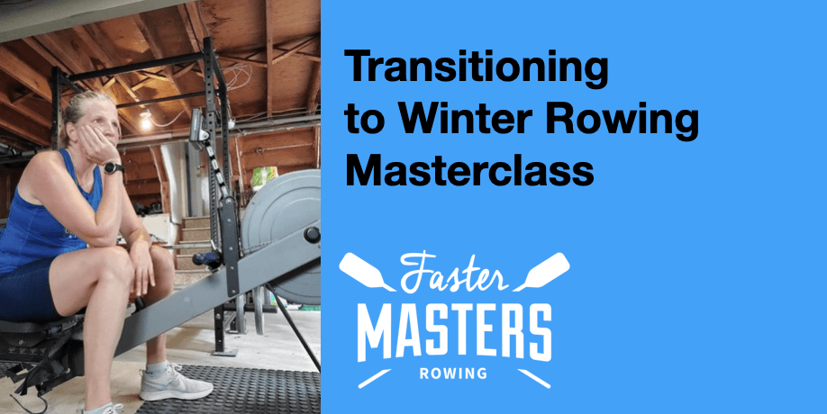 winter rowing masterclass