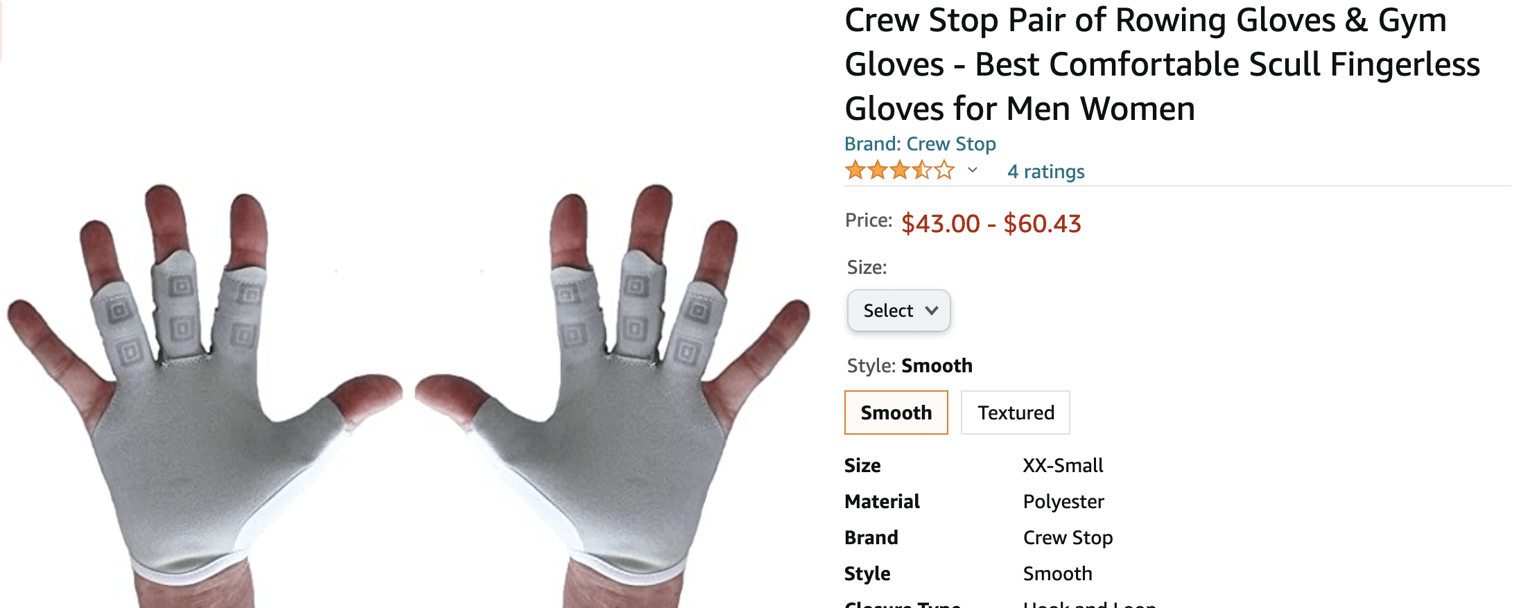 Rowing Gloves – yes or no?