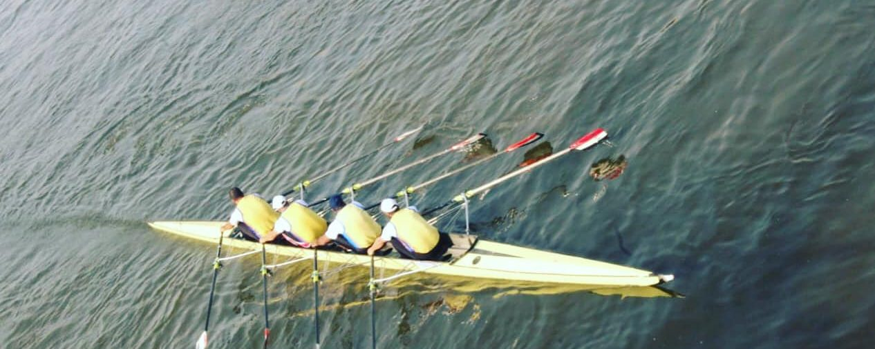 Blade Parallels in Rowing