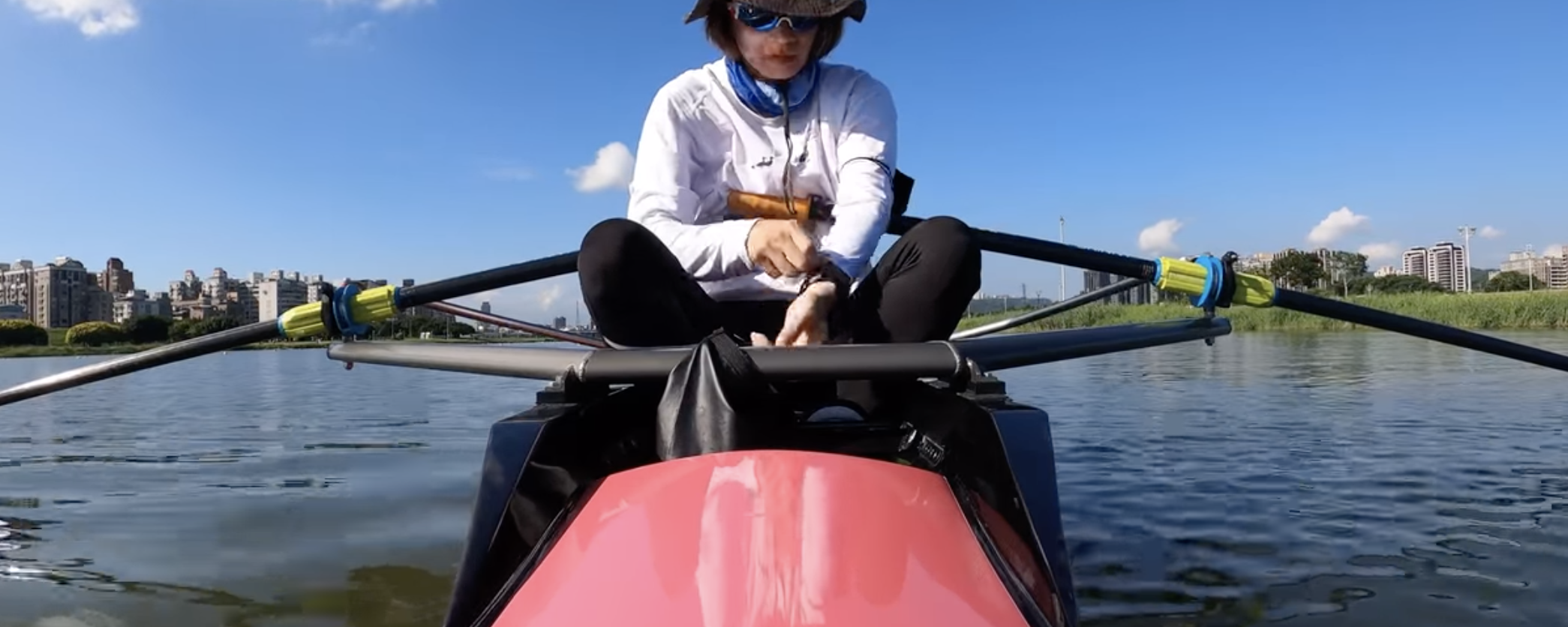 Impostor Syndrome in rowing